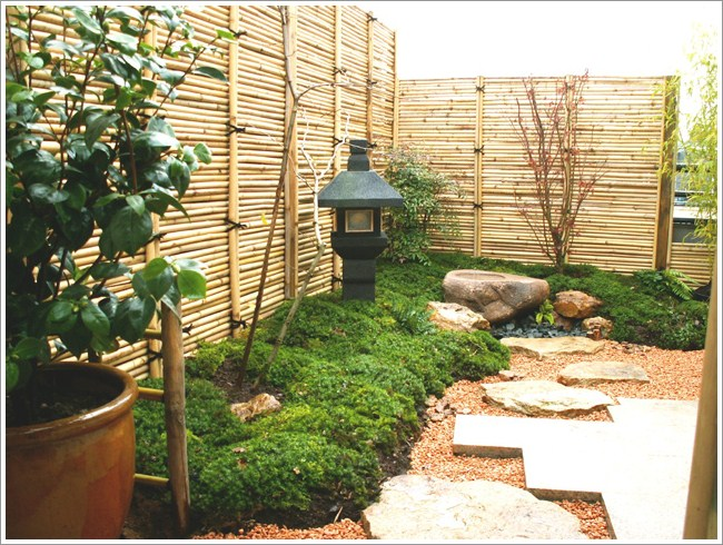 Japanese garden interior pictures 05 - Japanese interior home garden ideas ...